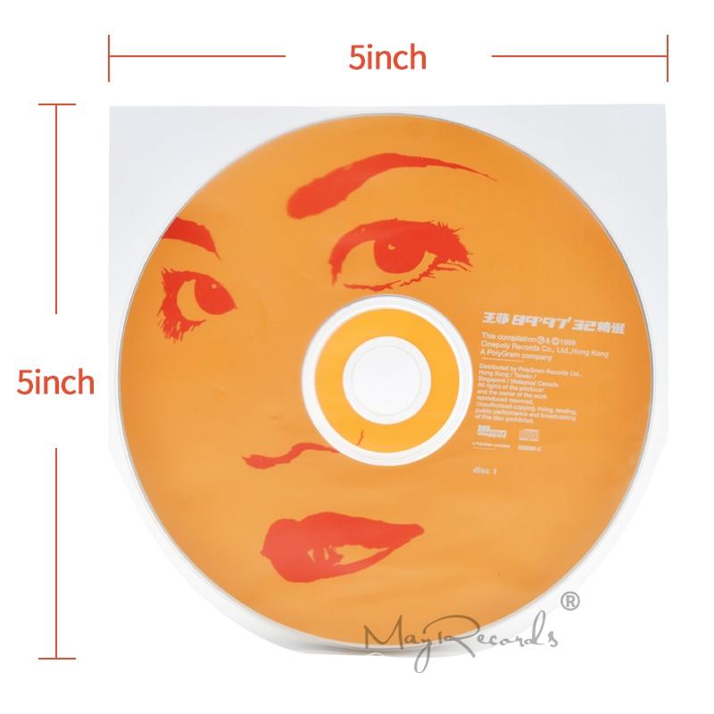50 5인치 SHM CD MIni LPCD/DVD Player Bags, 없음