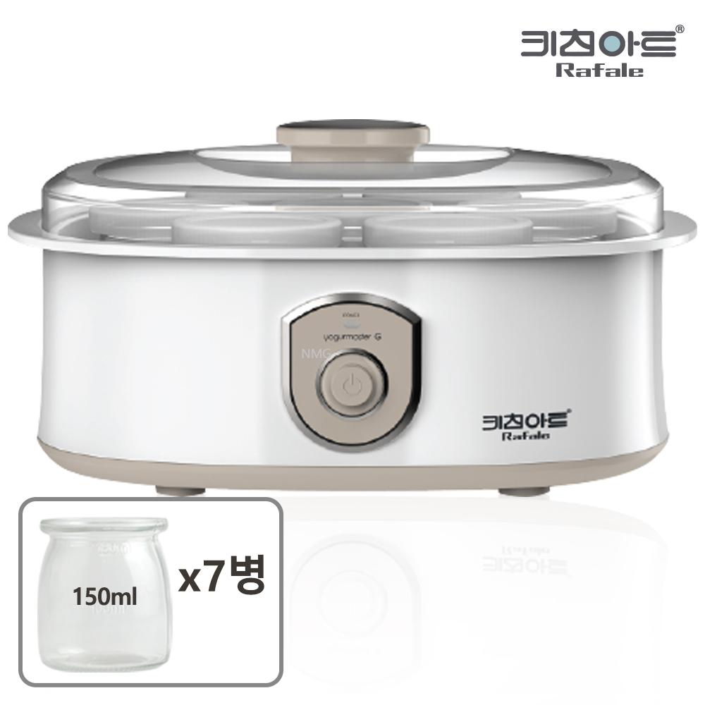키친아트 라팔 요거트메이커 요거마스터G KAYM-B10 요구르트 제조기/그릭요거트만들기