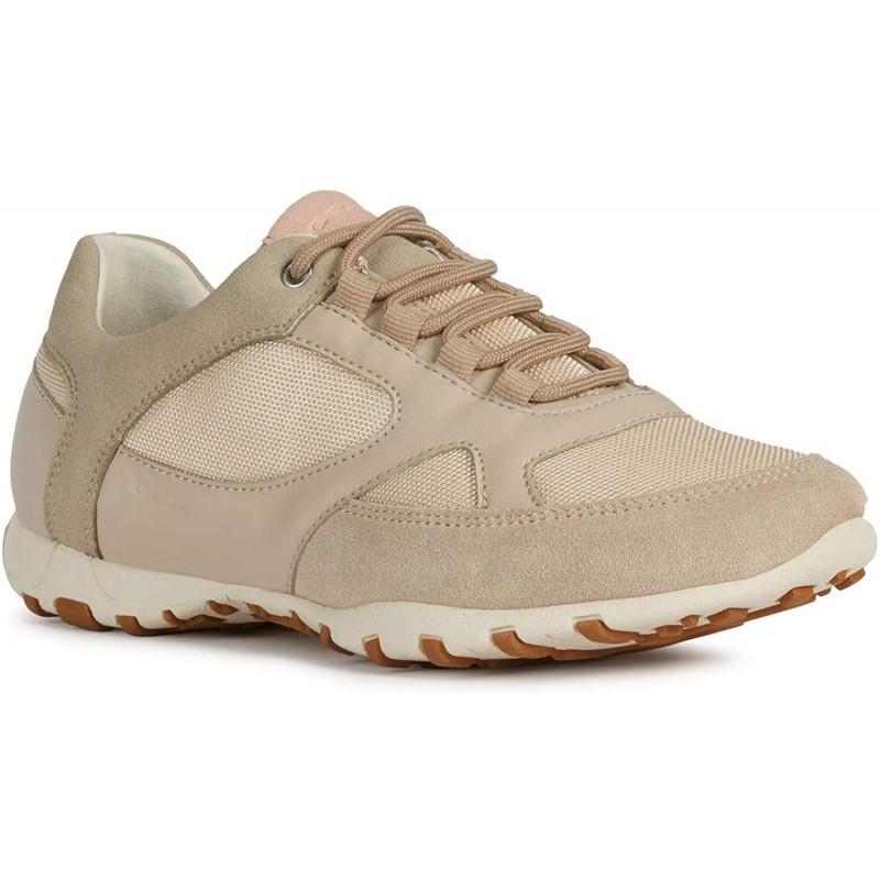Geox Women's Shoes D Freccia Women's Sporty Shoes Loose Inlay Female Lady Ladies Feminine Women