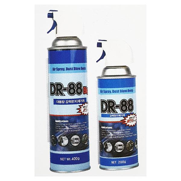 강력먼지제거제/DR-88/400g/휴먼텍/스프레이, 강력먼지제거제(DR-88) 400g