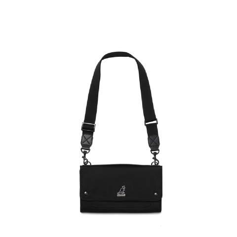 캉골 미니 캐쥬얼 가방 숄더 크로스백 블랙3039