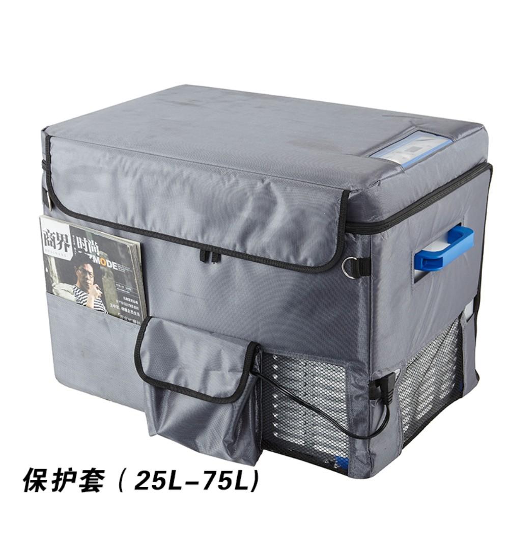알피쿨 가정용 차량용 AC 충전기 어댑터 12v 24v 220v, C25-C75 슬리브