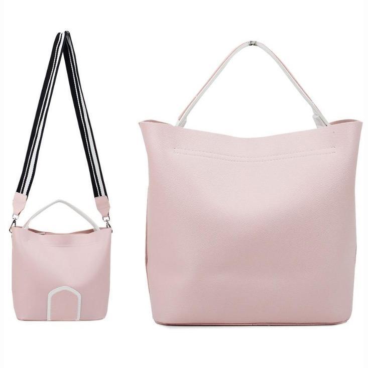 아돌포이 봄 여름 끈이 포함되어 3만원대 선물 있어 어깨가 편안한 토트백 여성 가방 E-1138992