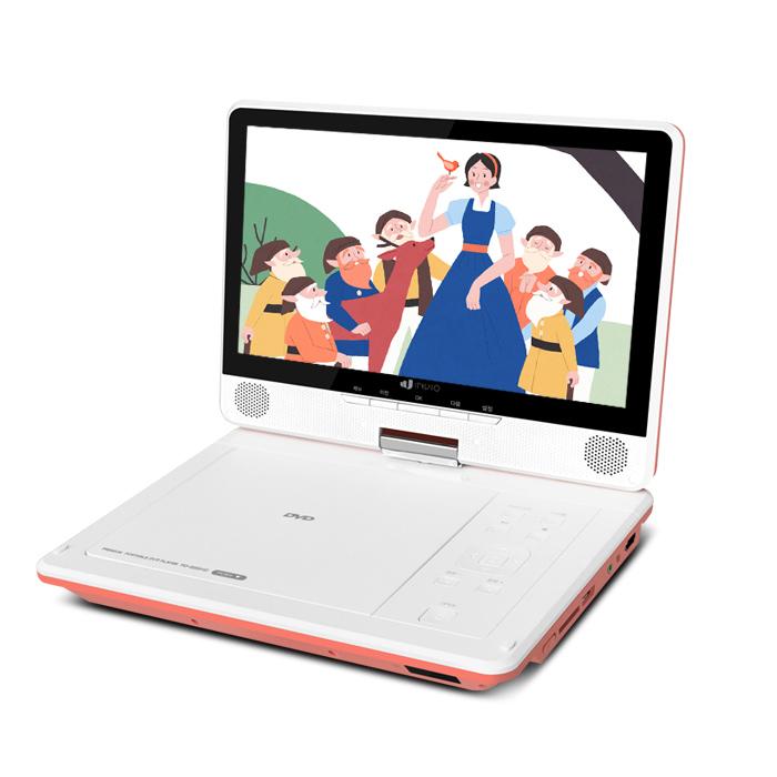 신제품 인비오 PD-3200HD 휴대용DVD플레이어 HDMI포함, PD-3200HD-코랄