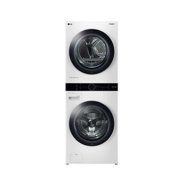 LG전자 TROMM 워시타워 세탁기 건조기세트 W16WTA