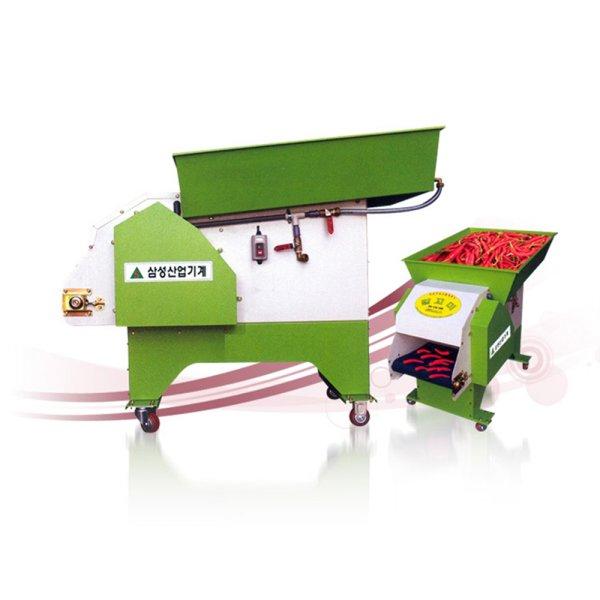 고추세척기계 삼성종합농기계 CW-500 농산물 씻는기계, 단품