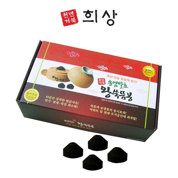천년거북 송염발효 왕쑥뜸봉 30개입, 단품