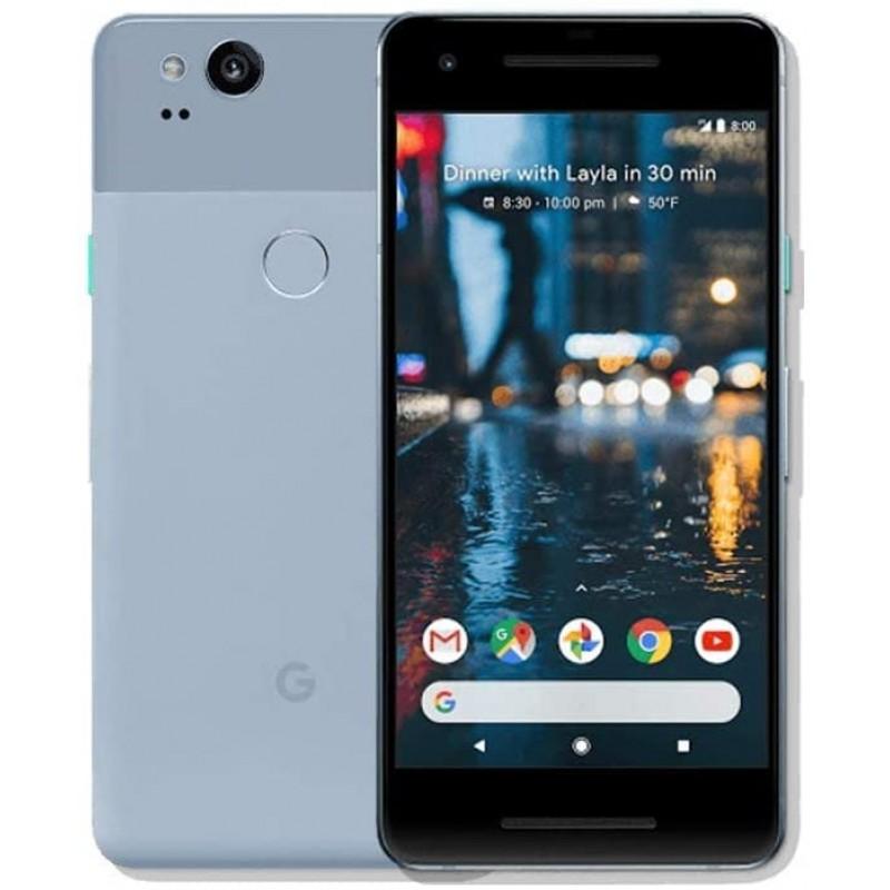 Kinda Blue의 Google Pixel 2 64GB 5 12MP SIM 프리 스마트 폰