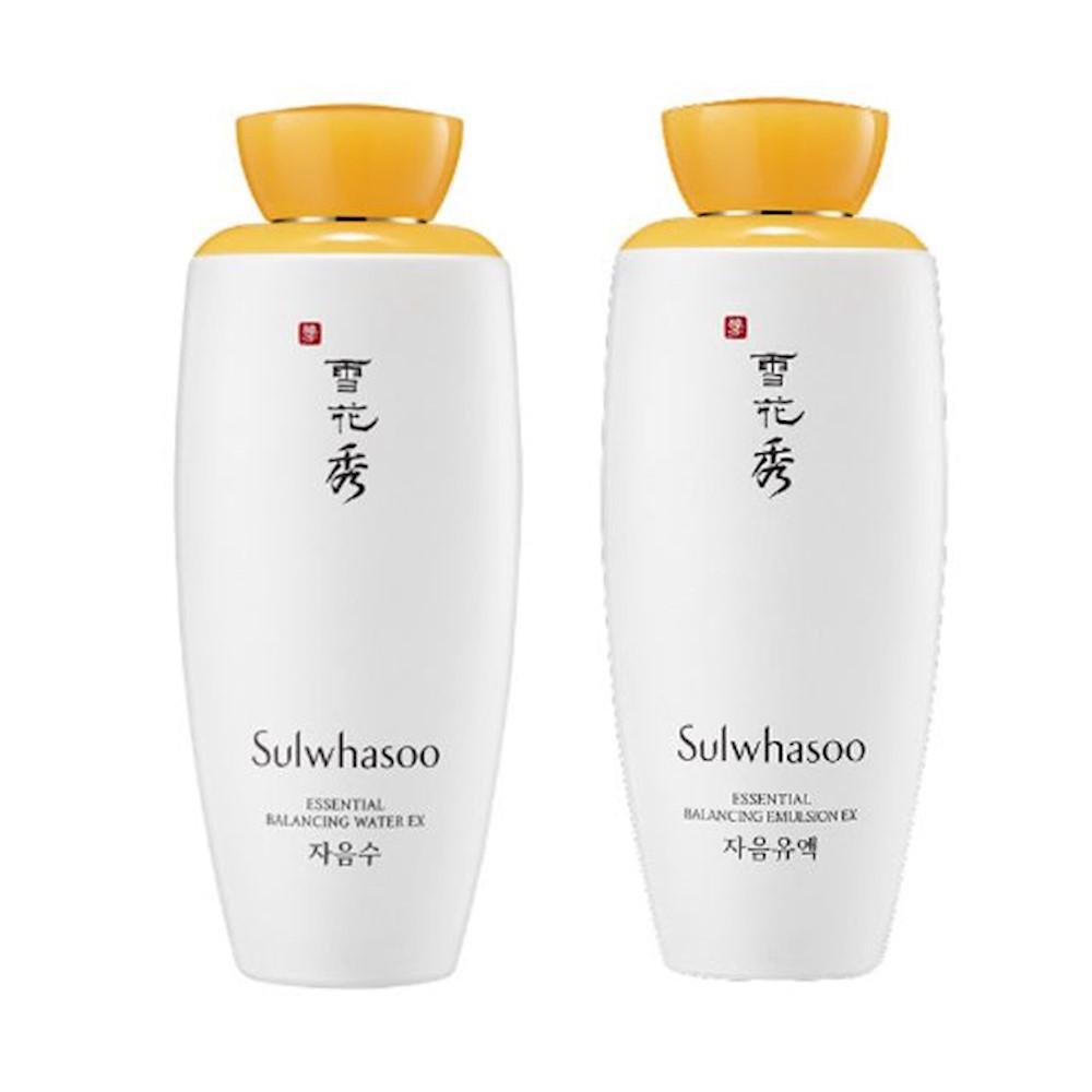 Sulwhasoo 자음 2종 단품세트 유액 스킨케어 로션 토너 에멀전, 1개