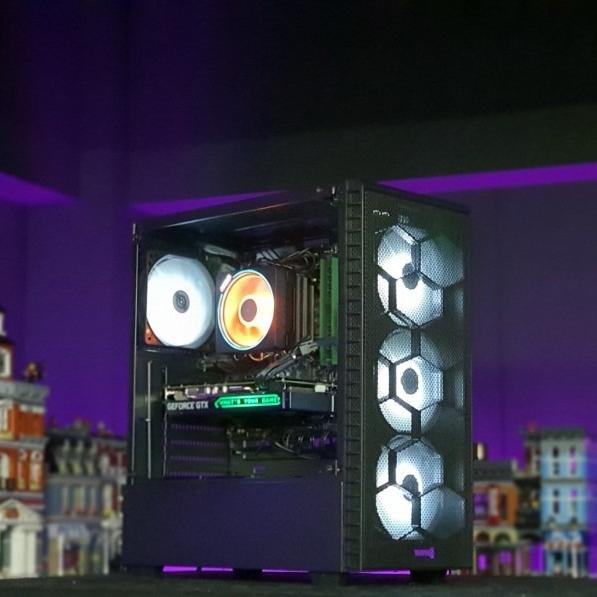 네임드마스터즈PC 잔고장 전혀 없는 주식용컴퓨터 4k 모니터연동은 기본에 게임용PC까지 가능한 조립PC 컴퓨터, 기본형, 단일상품