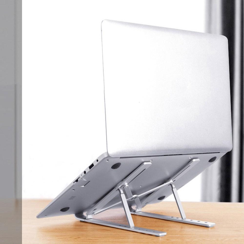 실용적인 접이식노트북거치대 휴대용노트북받침대-29-5393593979