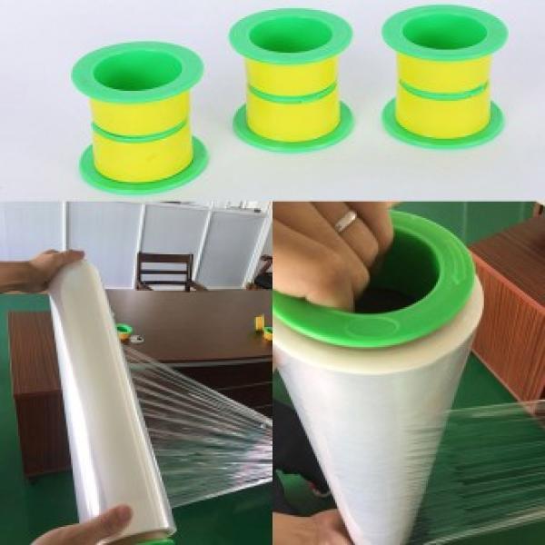 [CL]2개세트 투톤랩핑기 스트레치필름 공업용랩 랩감기 파레트포장 오공필름 대형포장