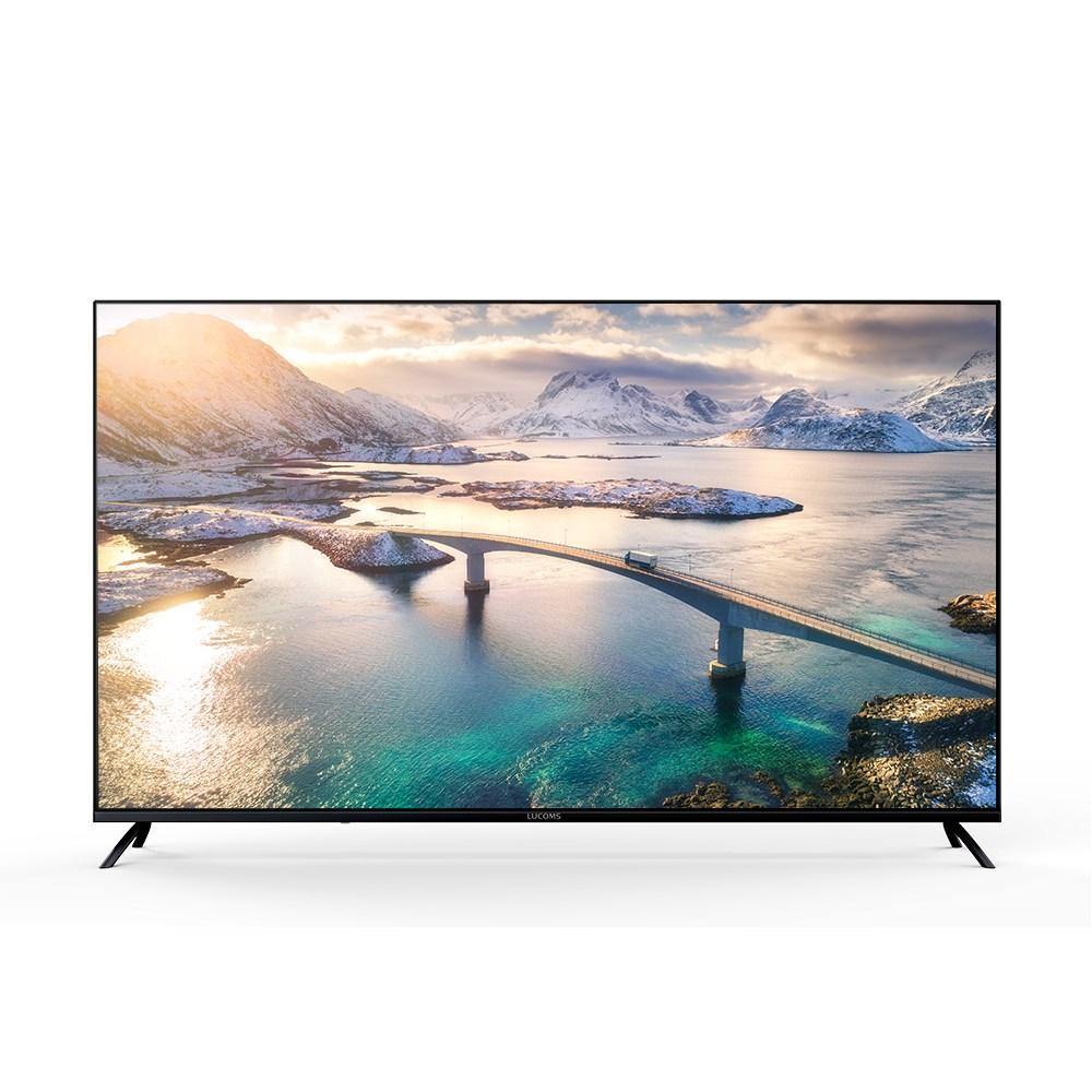 루컴즈 T6508CU 65인치 UHD LED TV, 자가설치, 스탠드형 (POP 5347825600)