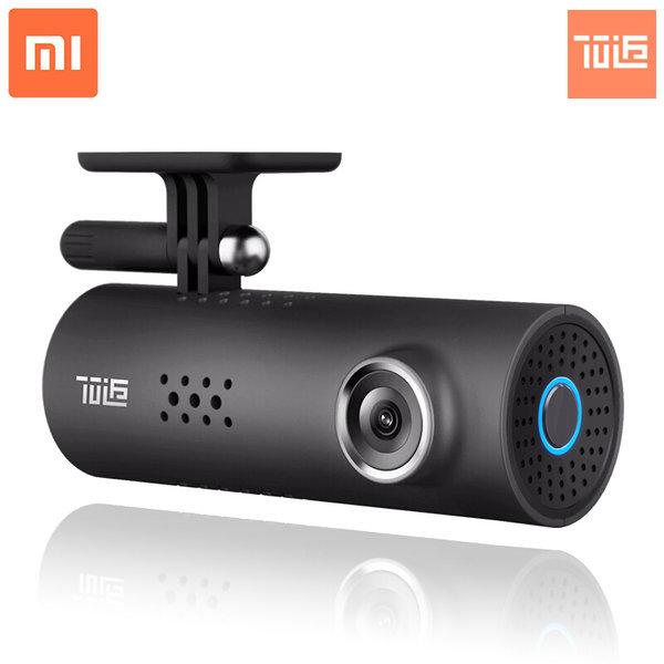 샤오미 미지아 70마일 1S WIFI 블랙박스 카메라 야간 관측 1080p, 1S+32G