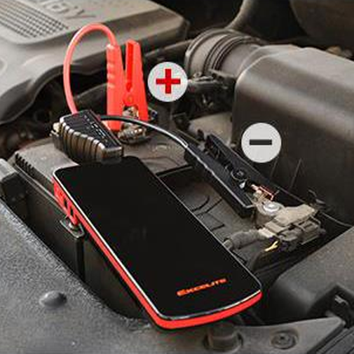 충전용 자동차 점프스타터 멀티 보조배터리 세트 각종 스마트기기 충전가능(차량용 젠더+파우치증정) 18 000mAh, 1개