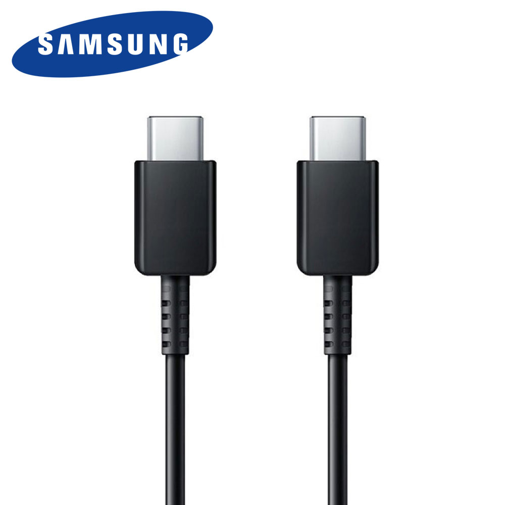 삼성 삼성정품 USB3.1 Gen1 CtoC 고속충전케이블 갤럭시노트10 10+ S10 5G CType to CType케이블 1M 1개 블랙