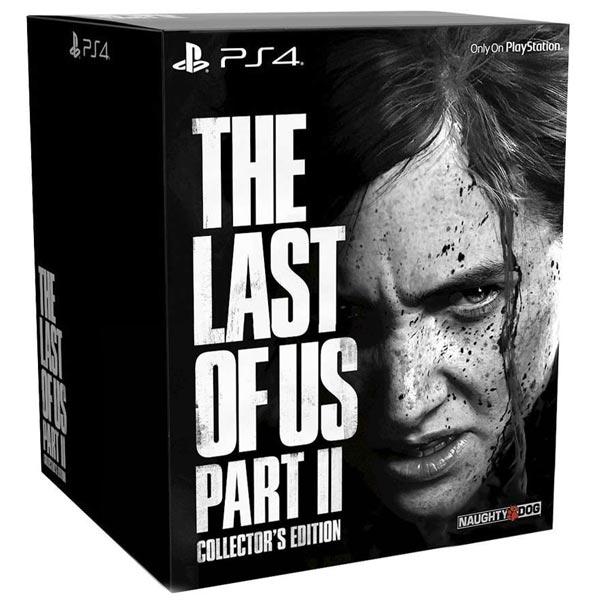 PS4 더 라스트 오브 어스 파트2 콜렉터즈 에디션 한글판, 라오어2