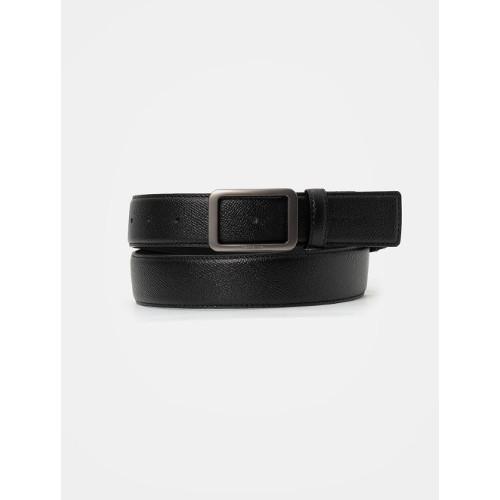 [빈폴ACC]부분엘라스틱 비조 벨트- Black(BE0282M115)