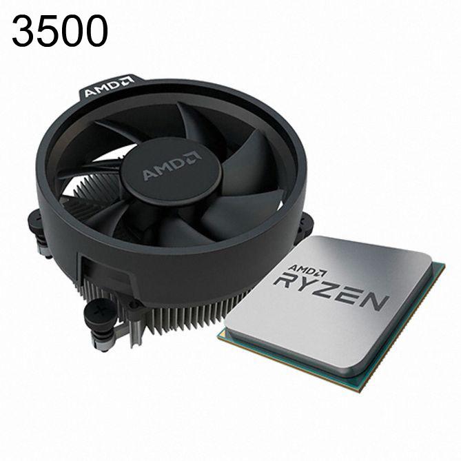 AMD CPU 라이젠 5 3500X (마티스) (멀티팩)