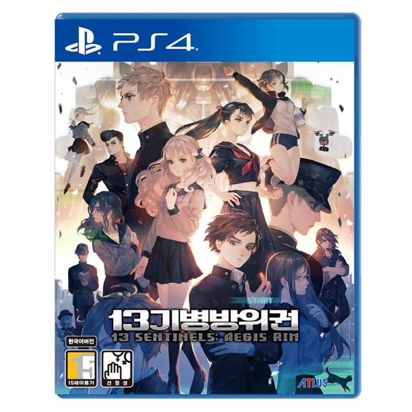 PS4 13기병방위권 한글판 / 초회특전제공, PS4 타이틀 / 초회특전제공