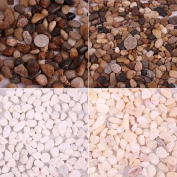 ZAX594920돌 자갈 4종 인테리어 백자갈 아트스톤 조약돌 어항돌 066 화분돌 E, 갈색돌 소