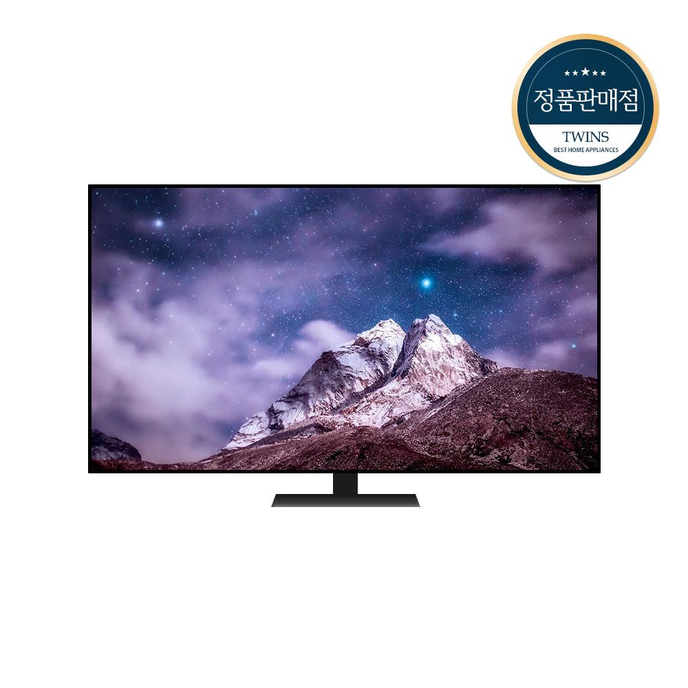 삼성전자 4K UHD QLED 163cm TV KQ65QA80AFXKR, 스탠드형, 방문설치