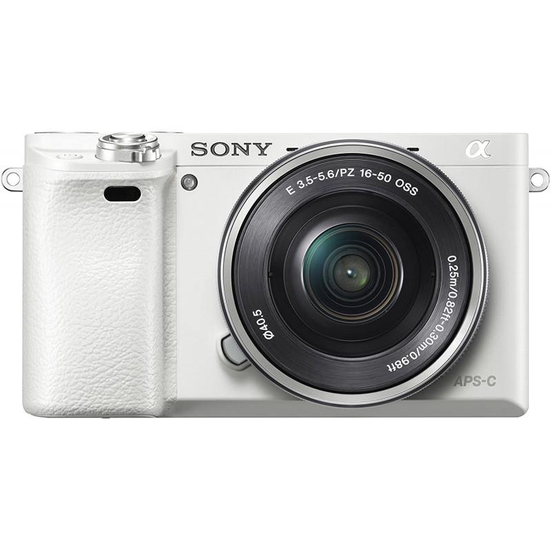 [독일직배송] 소니 알파 6000 시스템 카메라 (24 메가 픽셀 7.6 cm (3 인치) LCD 디스플레이 Exmor APS, 단일옵션