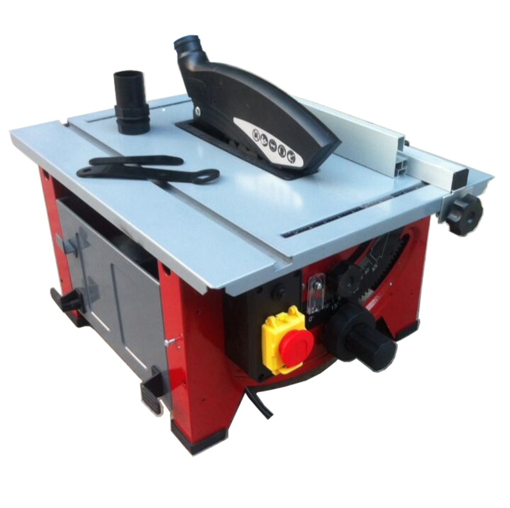 소형 가정용 톱 미니 전동 다기능 초소형 정밀 절단기 테이블 쏘, 900W개