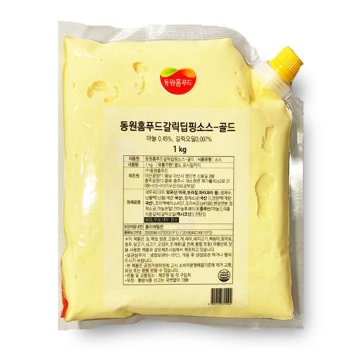 비셰프 마늘소스, 1봉, 01)마늘소스1kg(비셰프)