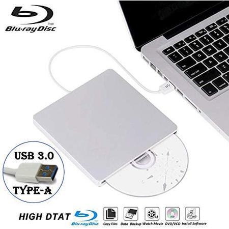 외장 블루레이 DVD 드라이브 Recorder 플레이어 for 노트북 USB3.0 이동용 슬림 자동 슬롯 cdDVD-rambd-ro, 상세 설명 참조0