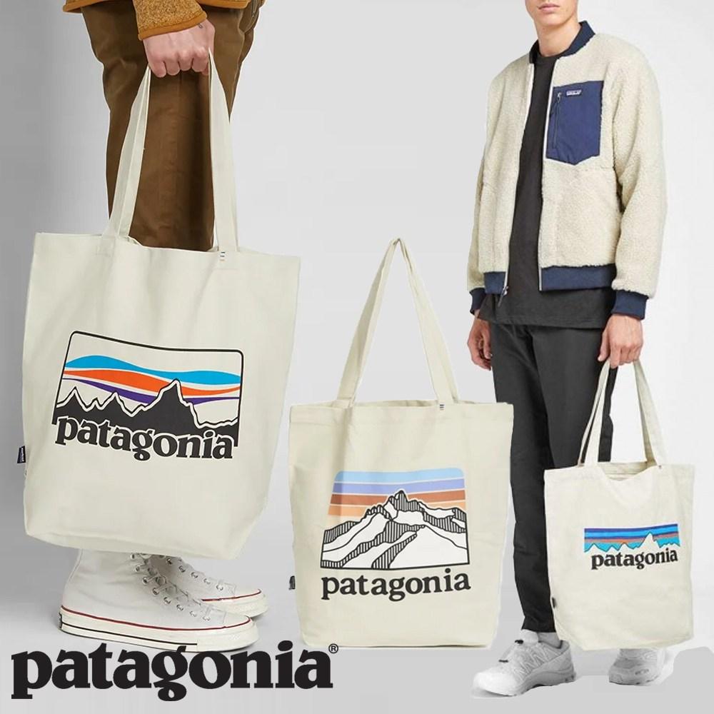[미국] 파타고니아 에코백 컨버스백 마켓 토트 Patagonia Market Tote