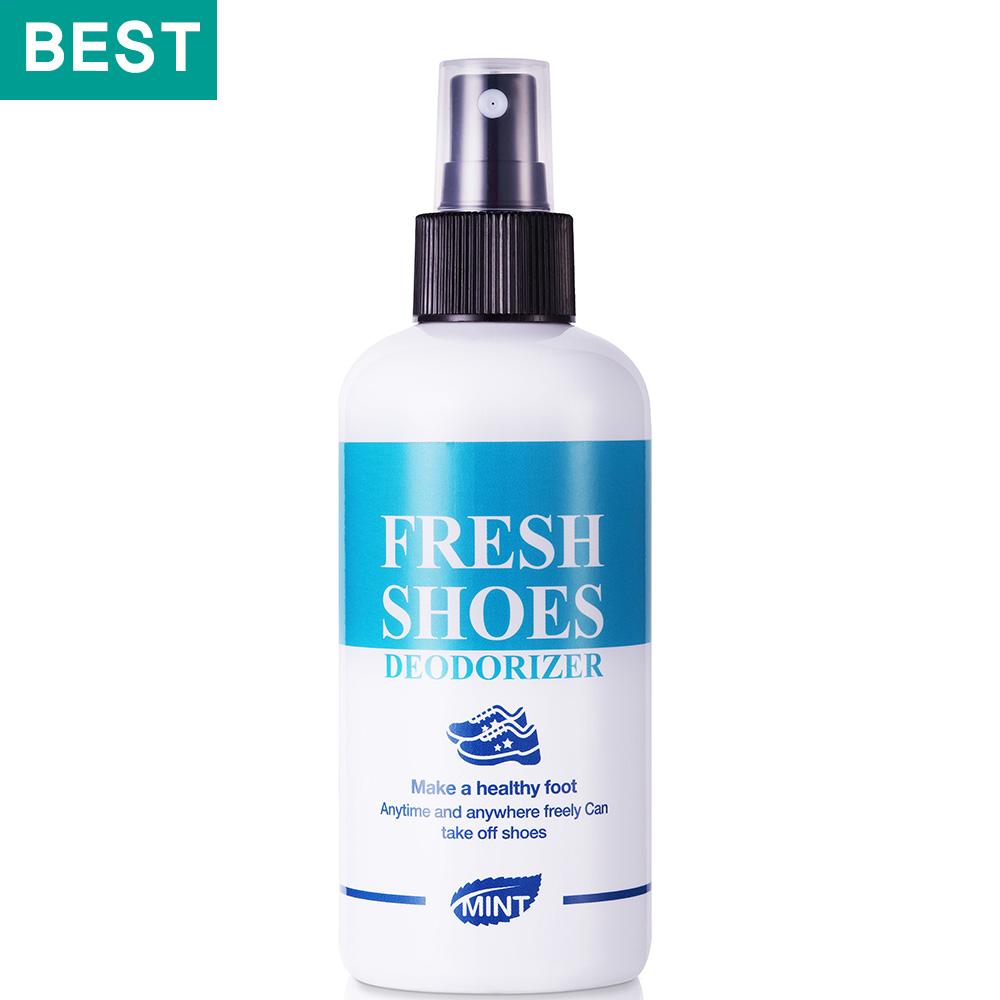 민트 후레쉬슈즈 신발냄새 제거제 발냄새제거제, 1개, 200ml
