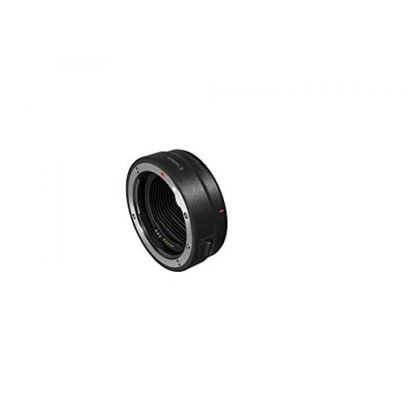 Canon 마운트 어댑터 EF-EOS R EOSR 대응 EF-EOSR, 단일상품