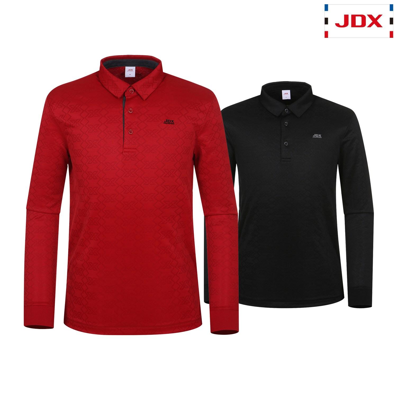 [JDX] 남성 JQD제에리티셔츠 2종 택1 (X1PFTLM31), BK