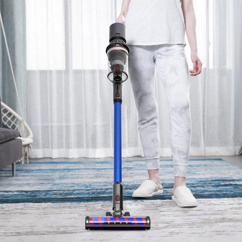 [차이슨] 2020년 하이엔드 모델 디베아 무선청소기 X30 블루