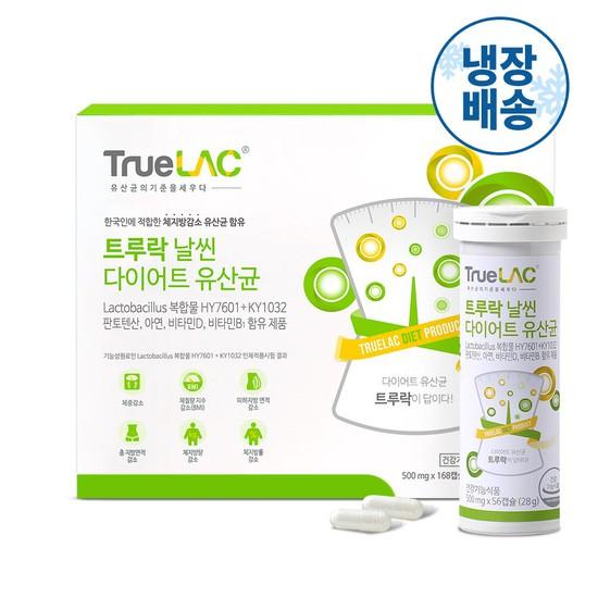 트루락 날씬 다이어트 12주 HY7601 KY1032 프로바이오틱스유산균, 상세설명 참조, 없음