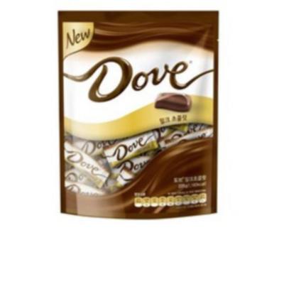 도브초콜릿 밀크 초코바, 228g, 4개