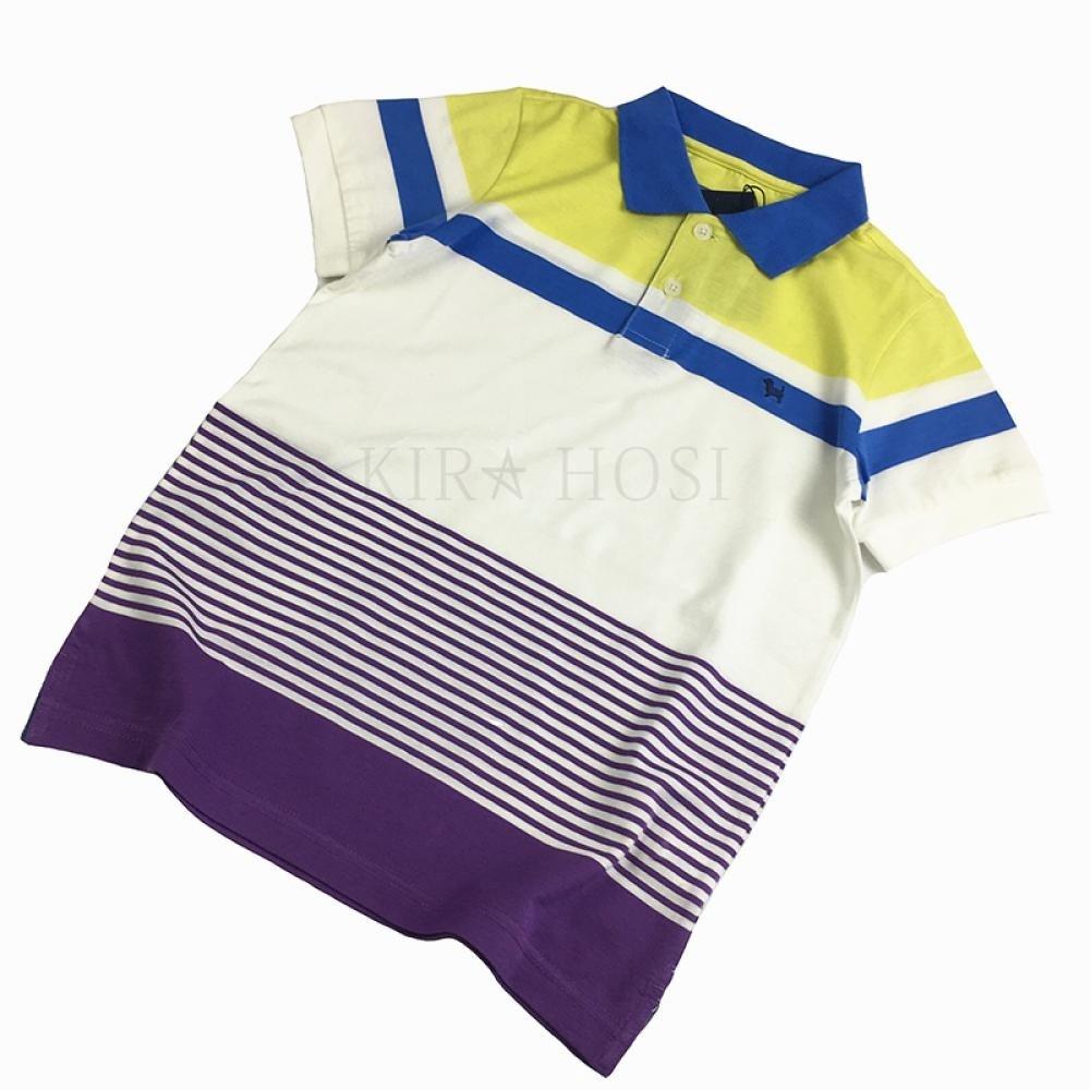 kirahosi 남아 반팔 티셔츠 아동복 여름 반팔 폴로 101호+ 덧신 증정 Zfx4mv1