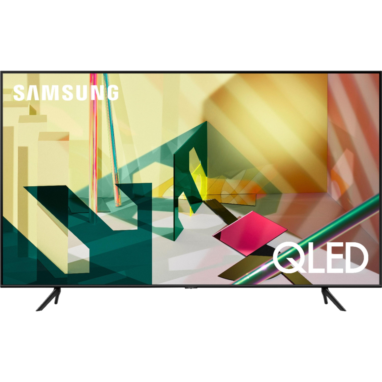 삼성전자 2020년형 QLED 4K UHD 타이젠OS 스마트 TV 55인치(140cm) QN55Q70TAFXZA, 스탠드