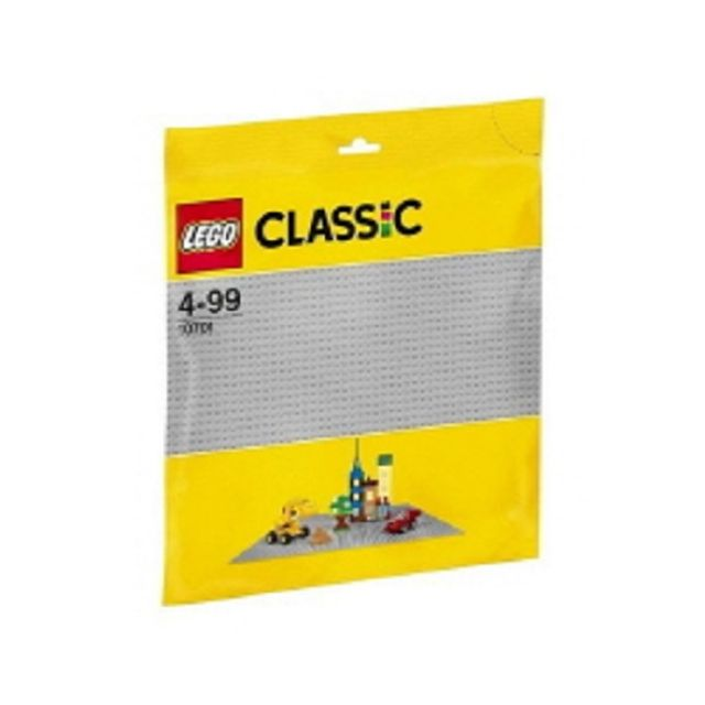 레고 클래식 크리스마스 선물 블록 블럭 놀이판 회색