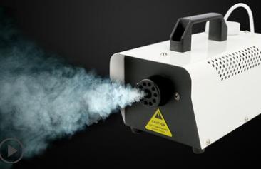 사무실 가정용 방역기 연무기 소독 방역 소독기 연기, 리모컨 (POP 4799099339)