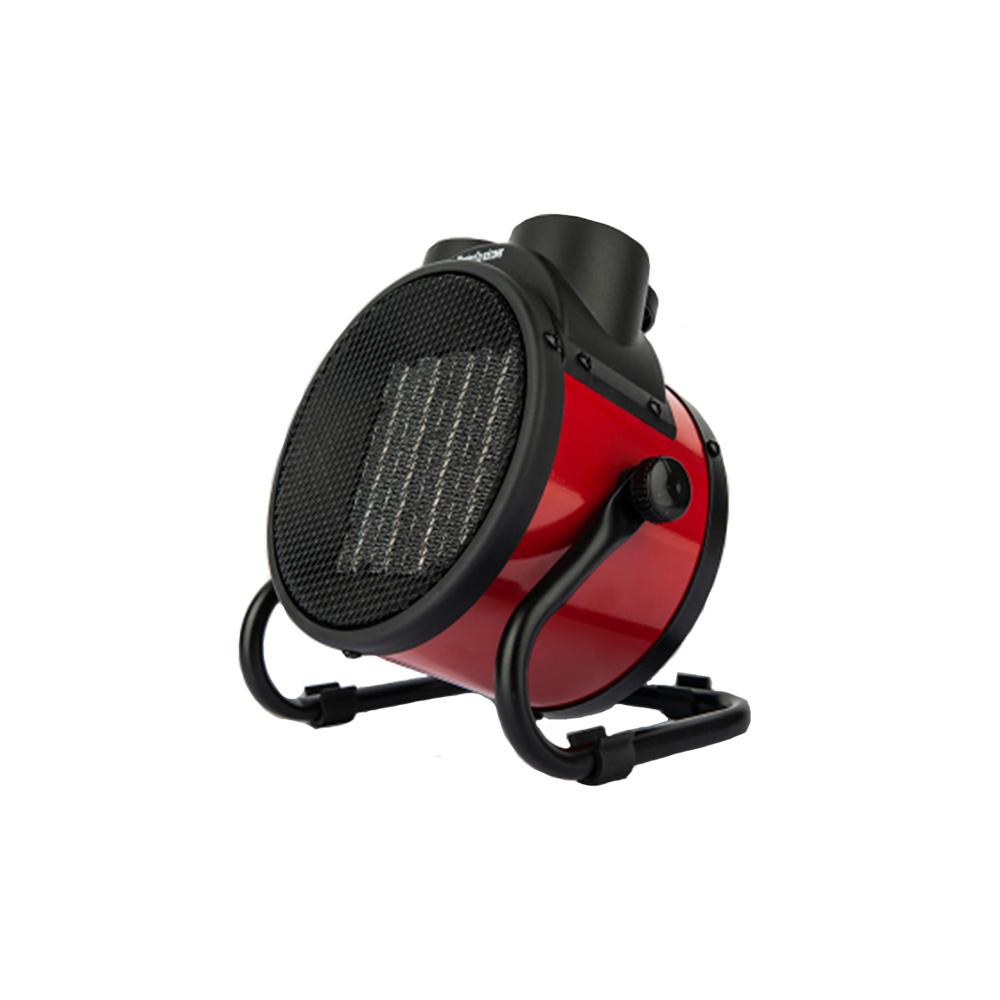 [AB] PTC 미니 온풍기 전기 히터 사무실 가정용 캠핑용 등 써큘레이터, 1개