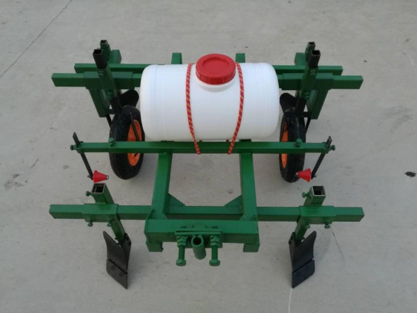 비닐피복기 멀칭기 수동 동력 무동력 비닐씌우는 기계, M.원반1m에서1.5m개 (POP 5492670370)