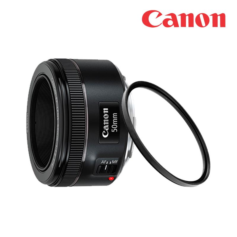 캐논 EF 50mm F1.8 STM 단렌즈, 캐논 EF 50mm f1.8 STM+MC UV49mm