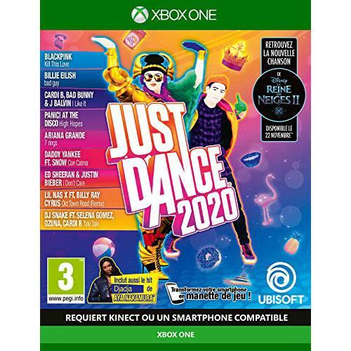 JUST Dance 2020 - Xbox ONE/9759012, 상세내용참조