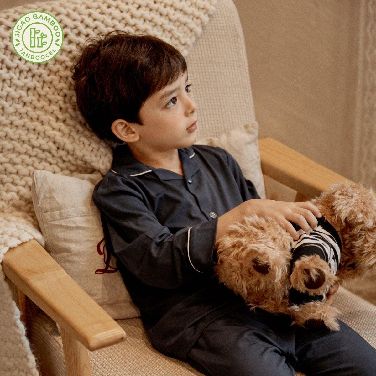 [갤러리아] 오르시떼(아동)[오르시떼] 아동 클로즈업 긴소매 상하 (60-75)