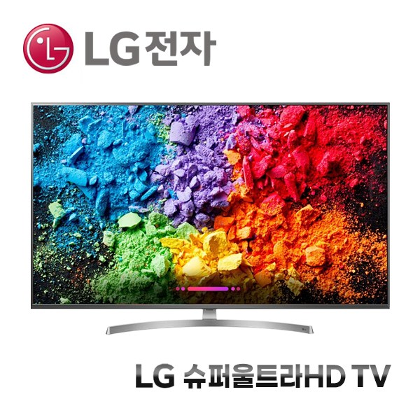 LG전자 55인치 UHD 스마트TV 55UK6090(로컬변경완료), 스탠드 방문 설치, 지방