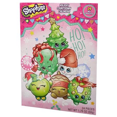 Frankford Christmas Advent Calendars Shopkins 크리스마스 어드밴트 홀리데이 카운트다운 캘린더 24개의, 상세 설명 참조0