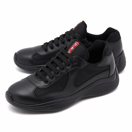 Prada Men's Sneakers 4E3400 6GW F0002