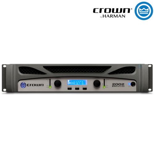 CROWN XTi 2002 2채널 800W 파워 앰프, 파워앰프